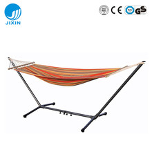 Summer Outdoor Hammock with Space-Saving Steel Stand