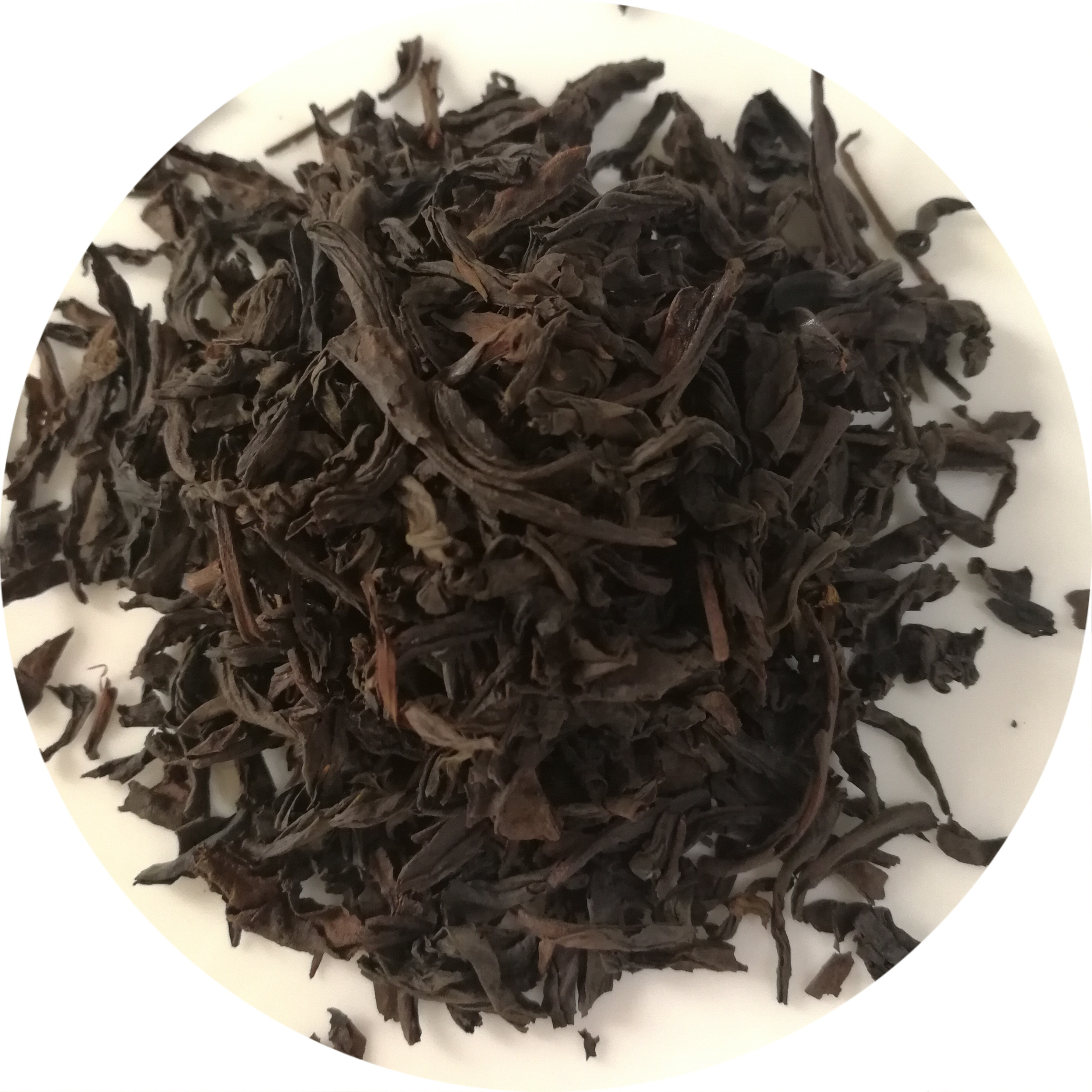 Chinese Narcissus Oolong Wuyi Cliff Tea Leaf with Orchid Fragrance - 4uTea | 4uTea.com
