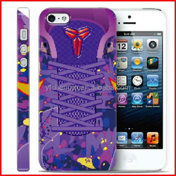New promotional product kobe purple phone case
