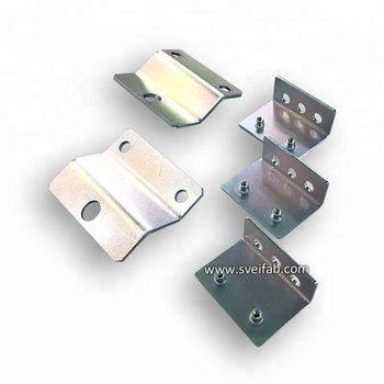 Custom Steel Stamping Mounting Bracket for Box LM220