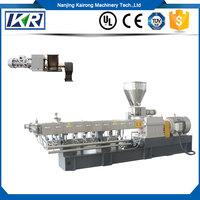 Plastic foaming granulator/EPS/XPS recycling machine/Plastic PP PE compounding carbon black pellet machine