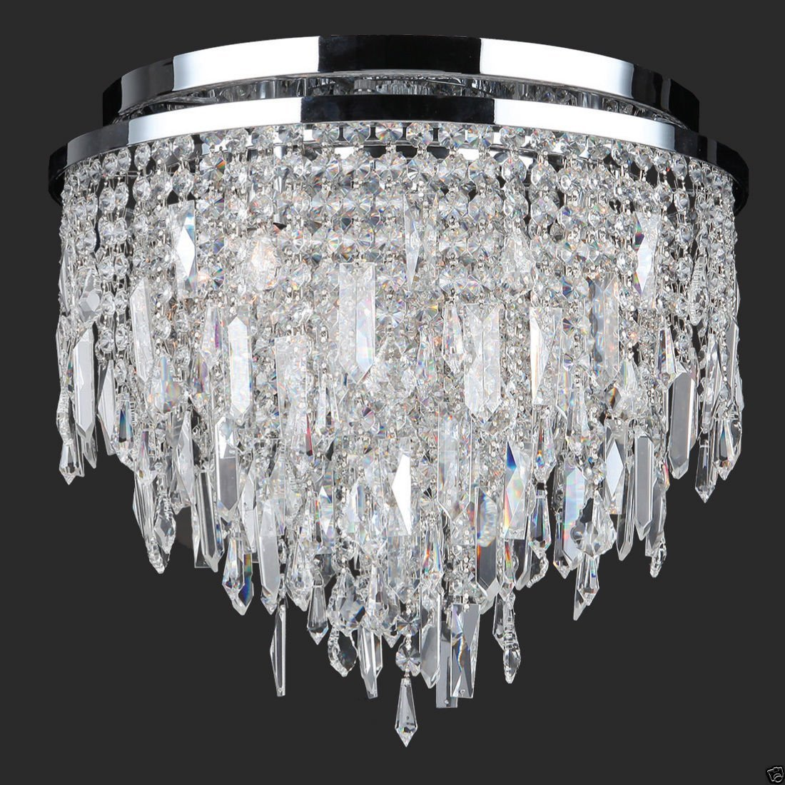 century pin for glass cannes murano style mid on sale chandelier