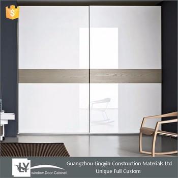 2015 Big Wardrobe Design Furniture In Dubai With Sliding Glass Door