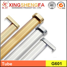 aluminum tube for wardrobe with connector