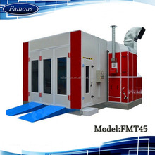FMT45 economic spray booth /used paint booth/car painting