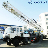 Most Welcomed 20, 24 inches Big Hole Truck Mounted Drilling Rig