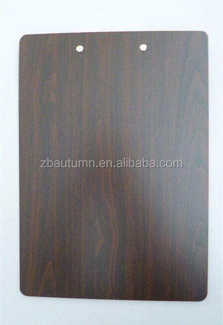 Good Quality Cheap A4 Wood Clipboard