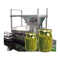 Good performance canned green beans production process bean canning machinery