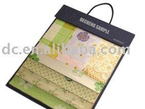 Textile Sample Book/fabric Sample Book - Buy Textile Catalogue ...