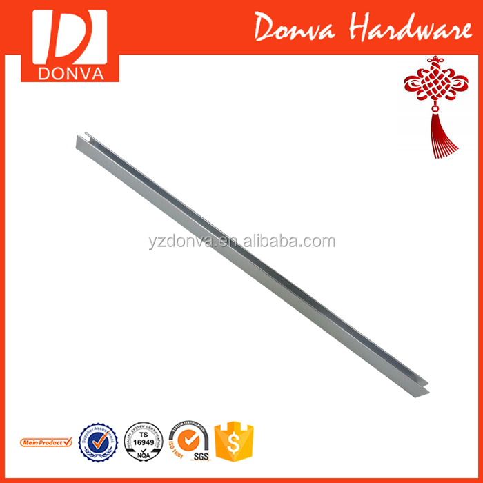 Slotted Industrial Aluminium Profile Extrusion For Linear Motion Systems