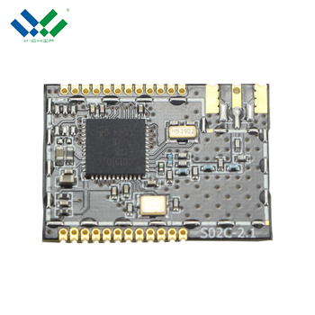 Low power small size 433MHz module CC1310 for Industrial Monitoring and Control