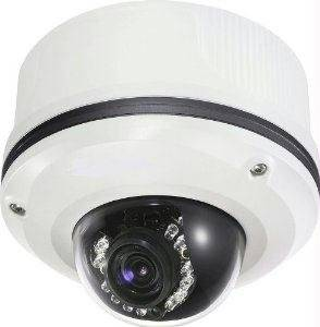 """Toshiba Ik-Wr12a Ip Network Megapixel Dome With Extreme Low Light Capabilities - By """"Toshiba"""" - Prod. Class: Digital Cameras/Keyboards/Input Devices/Video Camera / Accessory / Ip Security Camera"""