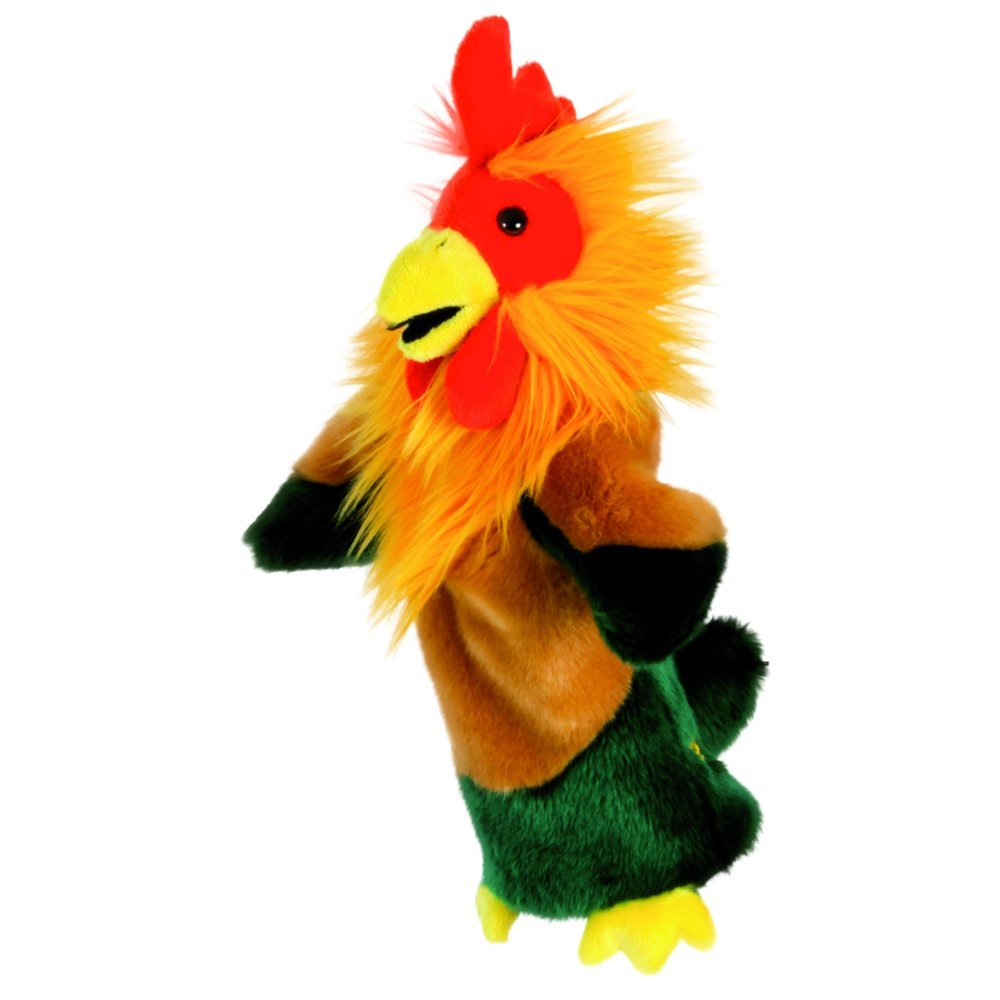 The Puppet Company - Long-Sleeved Glove Puppets - Cockerel