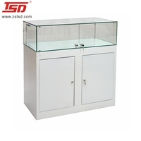 wooden glass jewelry display cabinet,jewelry kiosk showcase,jewelry decoration shop