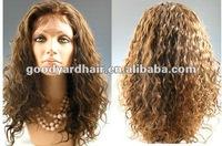 Goodyard High Quality 100 Human Remy Virgin Hair Full Lace Wig