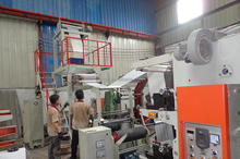 SJ55-800 Taiwan Screw High Speed Plastic Film Nylon PE LDPE HDPE Extruder Machine Price