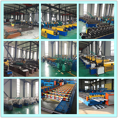 Hot Sale Automatic Snap Lock Roll Forming Machine