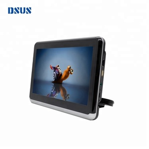 universal headrest placement android tablet