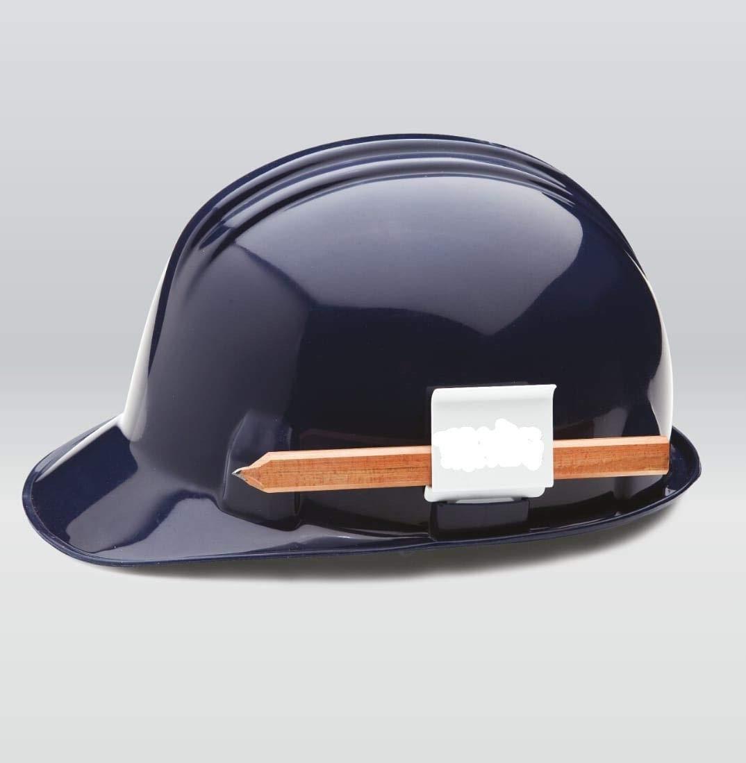 Hard Hat w// Lamp Bracket and Cord Holder