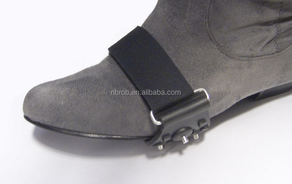 Snow And Ice Traction Cleats For Shoes