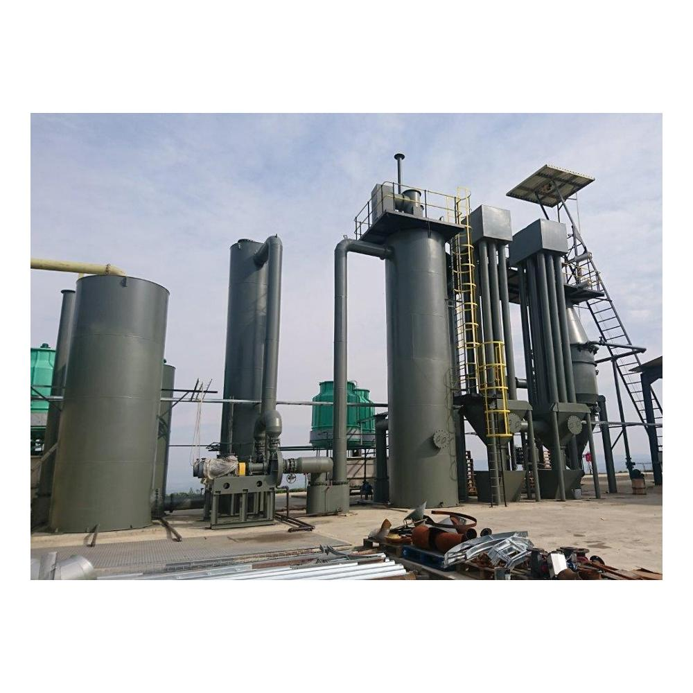Urban Soild Waste to Energy Plant