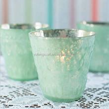 Antieke Glazen Kandelaars.Promotioneel Groene Antieke Glazen Kandelaars Koop Groene Antieke
