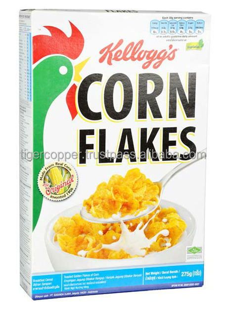 KELLOGGS CORN FLAKES BREAKFAST CEREAL