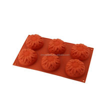Promotional products super quality wholesale lightweight cupcake mold event party decorations silicone cake molds