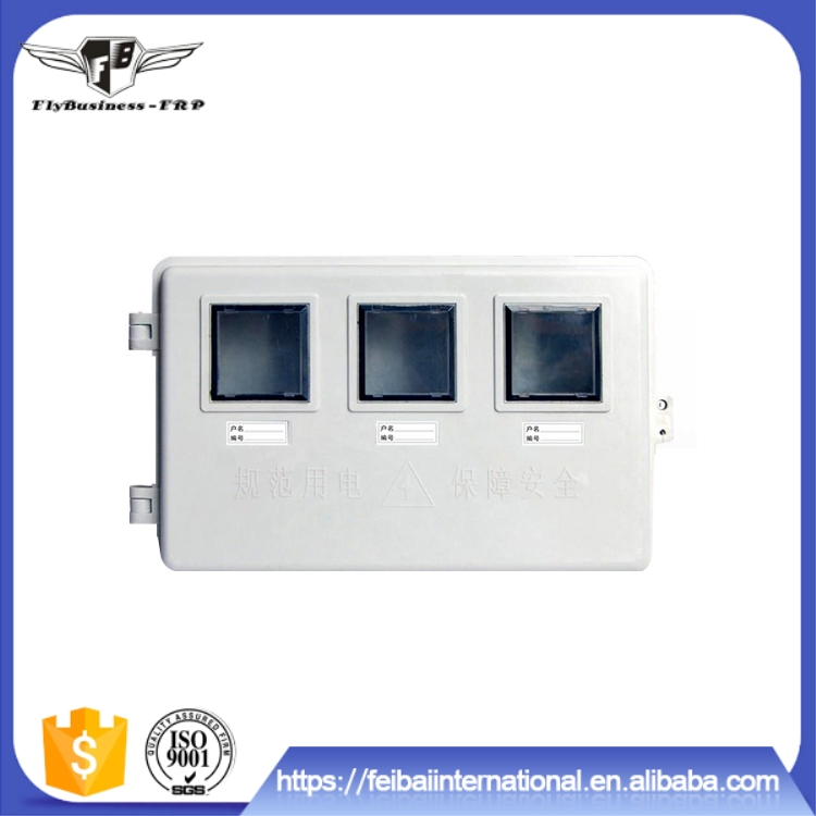 Factory supply low price Excellent Electric Performances double meter box