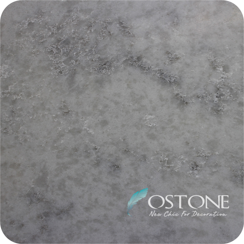Artificial Beige Onyx Engineered Marble Floor Tiles Quartz Stone For Sale