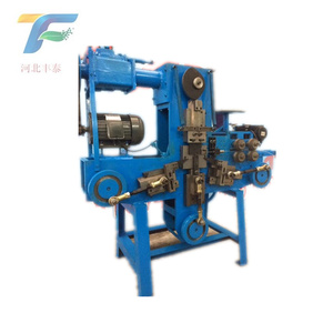 machine for buckle iron/Iron wire buckle making machine /steel wire buckle forming machine