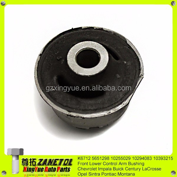 Front Lower Control Arm Bushing 10255029 10393215 352070 352362 for Chevrolet Impala Buick Regal Allure Pontiac Montana