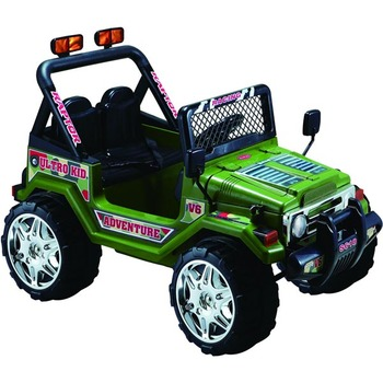 New Seats Jeep Battery Kids Ride On Cars Electric
