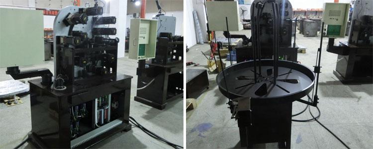 10-11axis camless machine à ressort de torsion ressort en zigzag machine