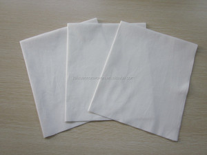 wood pulp spunlace lint free wipes/industrial cleaning cloth for cleaning machines,medical equipment