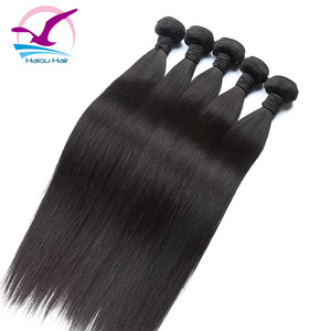 Double Weft Hot Selling In USA 8A Unprocessed Indian Hair