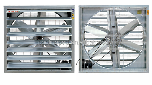 stainless steel exhaust fan butterfly cone type ventilation fan with CE certificate