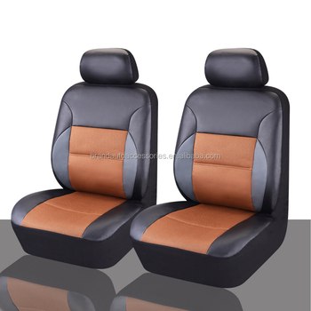 Novelty Car Seat Covers Universal In Pu Material