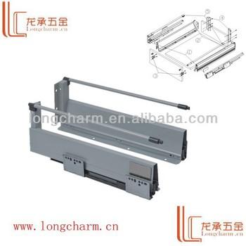 Yl-117 Chiusura Soft Tandem Box Cassetti Per Cucine Cassetto ...