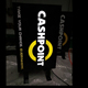 professional custom 3d attractive free standing led illuminated light box signs outdoor