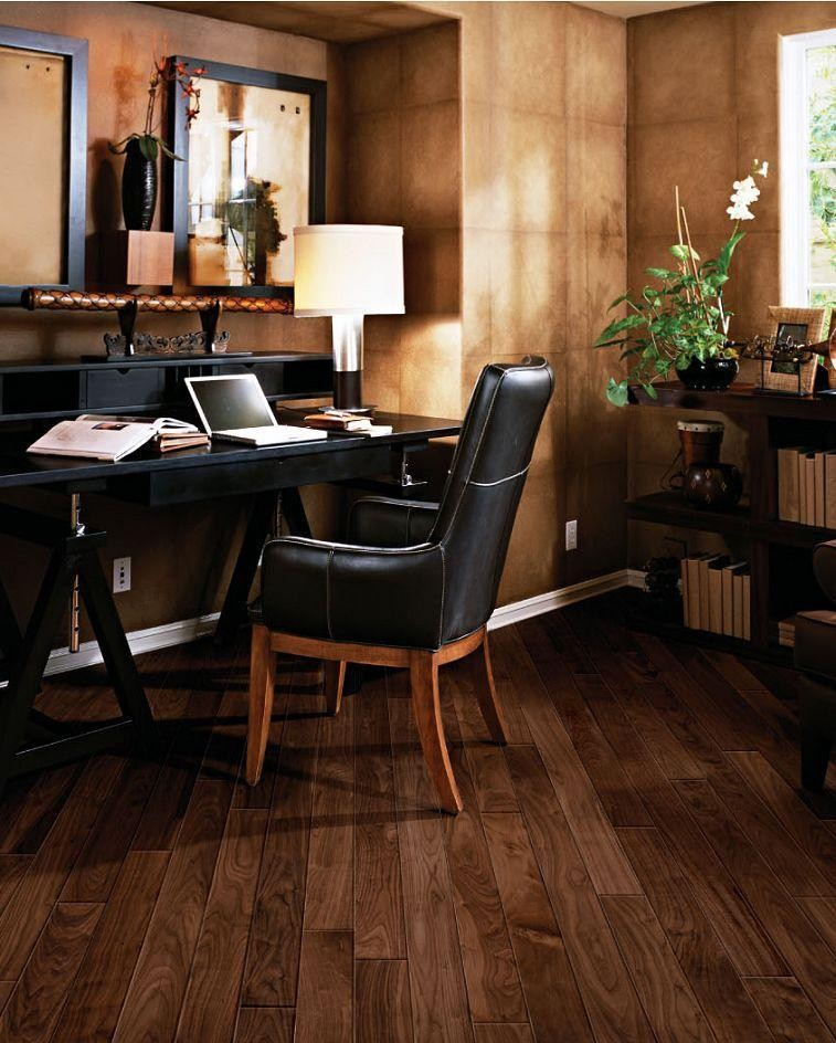 Fire resistant american black walnut timber engineered for Wood floor factory