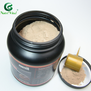 Supplement high quality low price cheap custom raw whey protein powder