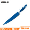 Corlorful french kitchen knife brands with wholesale price