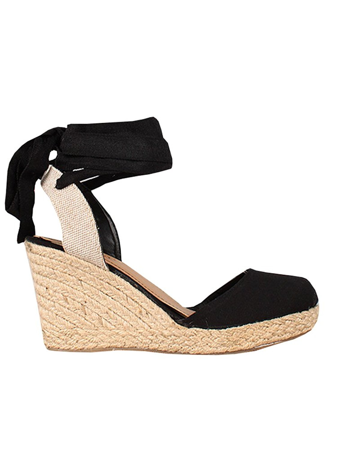 bf1a10283455d Cheap Ankle Tie Wedges, find Ankle Tie Wedges deals on line at ...
