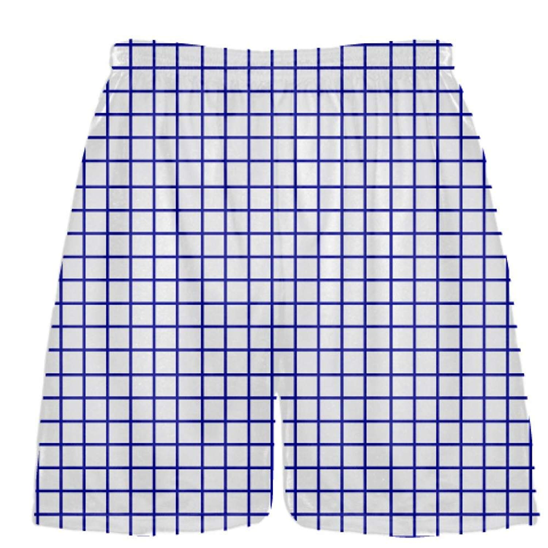 Lax Shorts Mens Boys Youth Royal Blue Youth Royal Blue Hot Pink Lacrosse Shorts OG