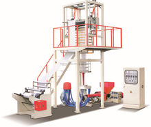 Full Automatic extrusion film blowing machine