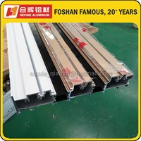 Thermal Profile Sliding Door Aluminum Track Channel