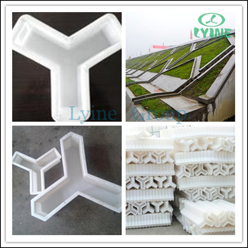 New Style New Arrival Concrete Block Plastic Mould
