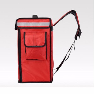 Food delivery backpack Waterproof insulated cooler bag pizza bag lunch bag Wholesale or Customized