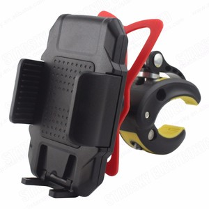 Easy Install Phone Bicycle Mount Universal Bicycle Phone Mount 360 Degree Rotation Phone Mount Bicycle Holder
